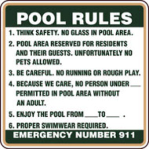Enforcing rules by imposing fines florida hoa lawyer blog - Florida condo swimming pool rules ...